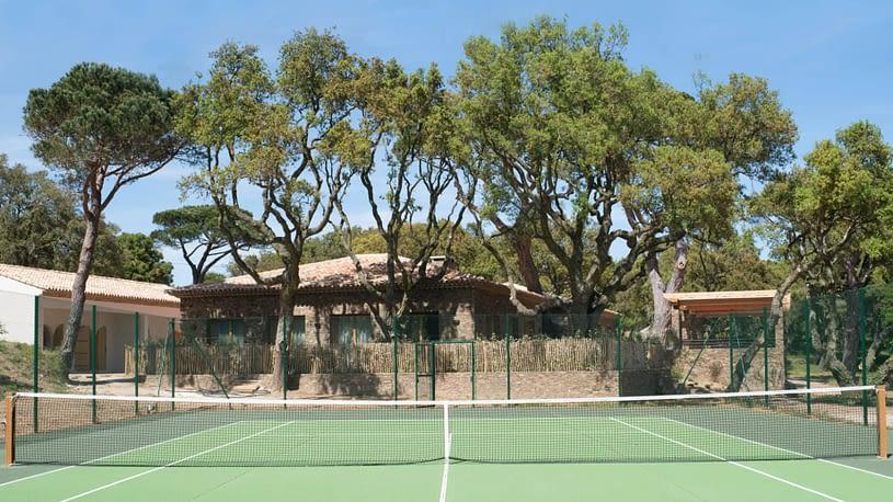 Tennis time schedule